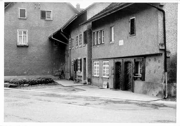 Beringen Egg 1970