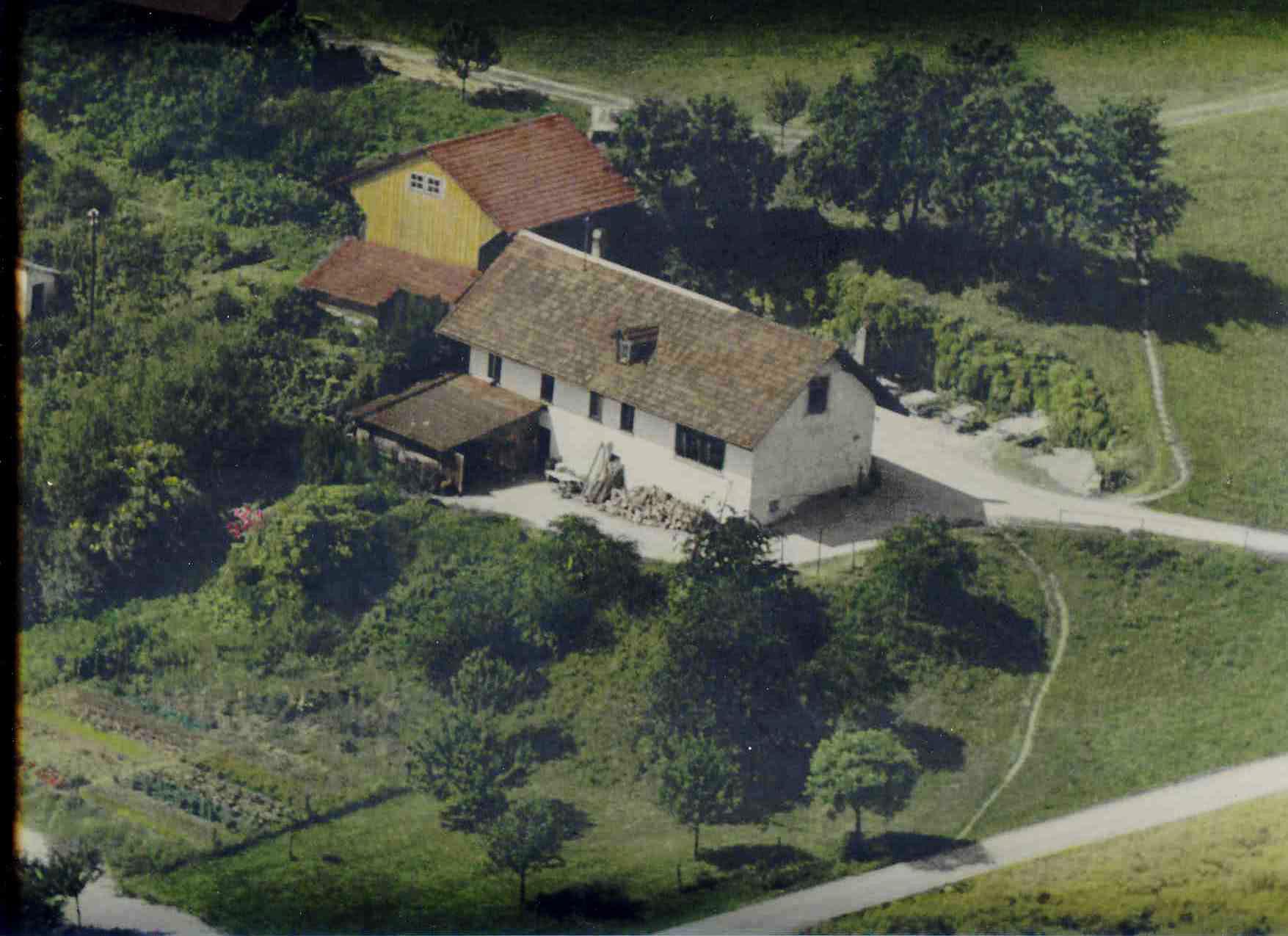 Beringen Eschheimertal 1948