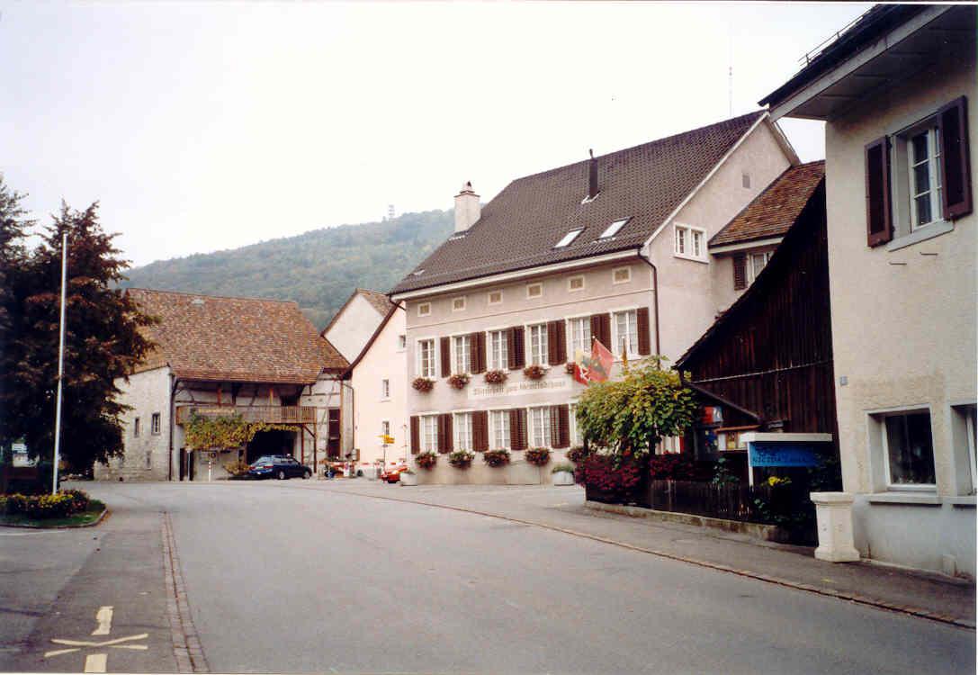 Beringen Gemeindehaus