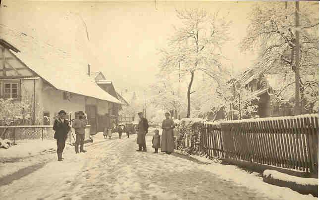 Beringen Herrengasse 1913