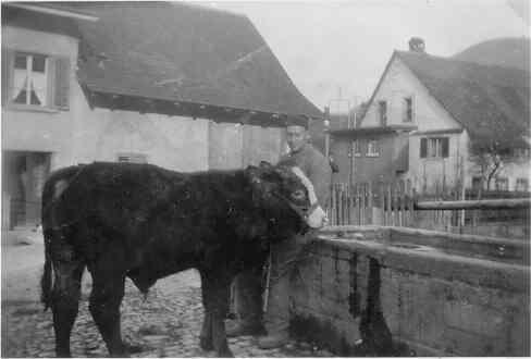 Beringen Herrengasse-Steig Brunnen