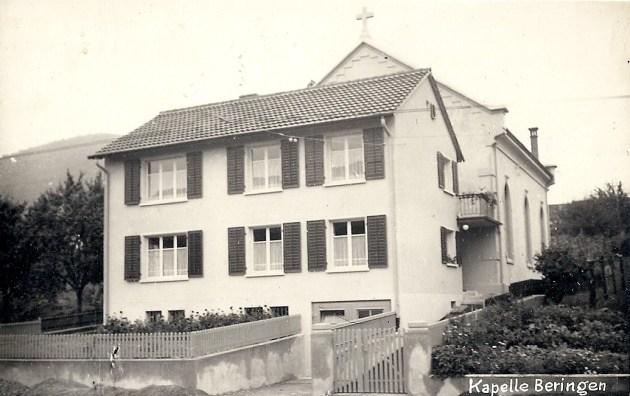 Beringen Kapelle Chrischona