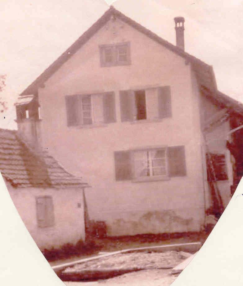 Beringen Kehlhof Woeschhuesli