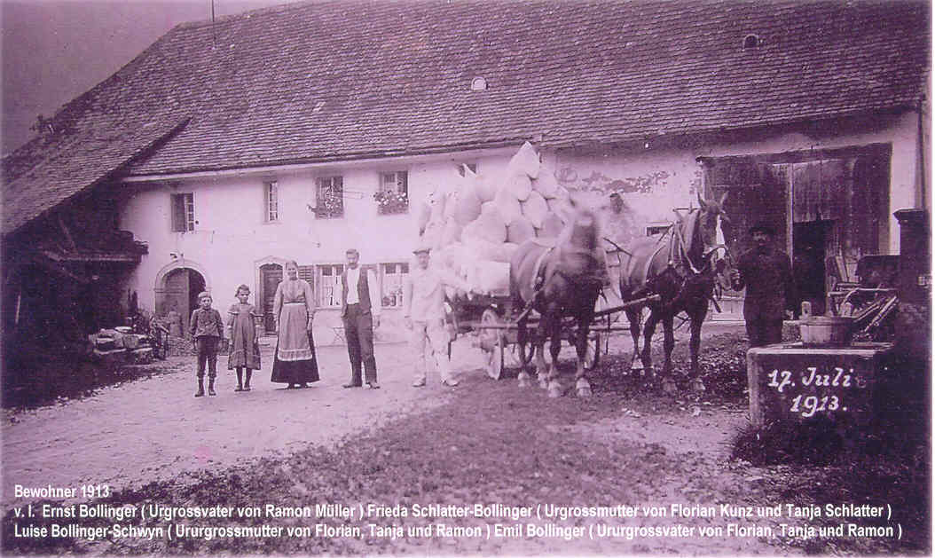 Beringen Muehle 1913