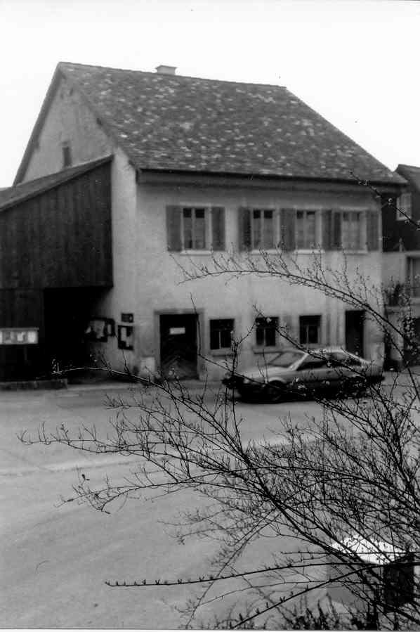 Beringen Schlachthaus-1990