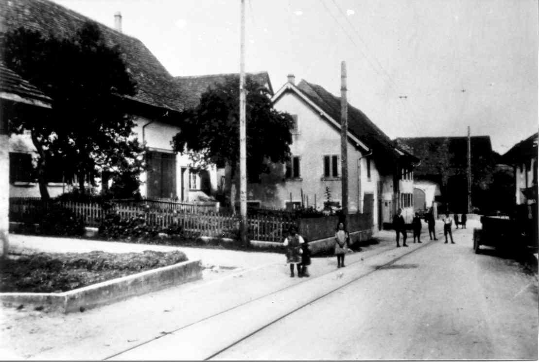 Beringen Schleitheimerstrasse Haumesser