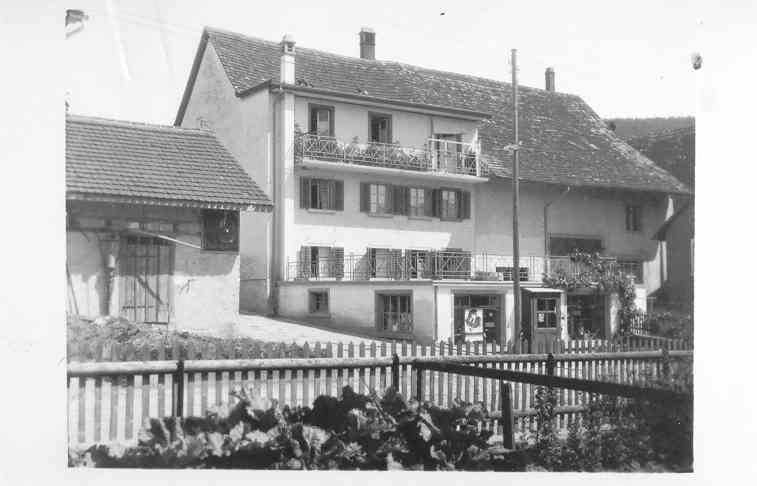 Beringen Schleitheimerstsrasse Baereloch