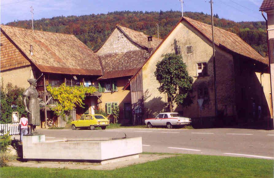 Beringen Schloss Gottfriedstutz