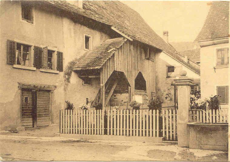 Beringen Sommerlust 1 1930