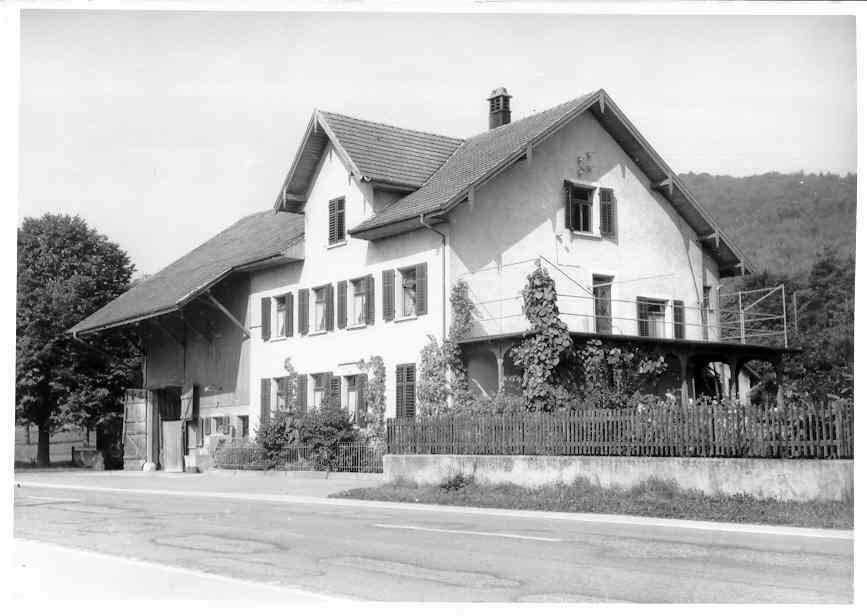 Beringen Sonnenblick 1993