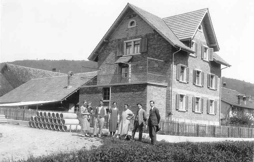 Beringen Sonnmatt 1927