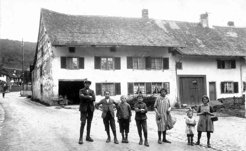 Beringen Steighof 1924