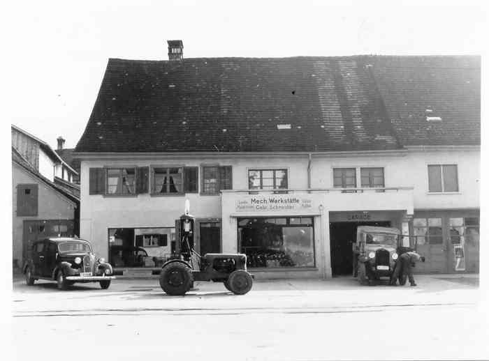 Beringen Talhof 9