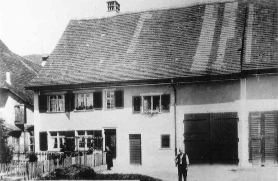 Beringen Talhof