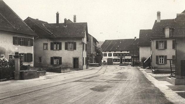 Beringen Unterdorf