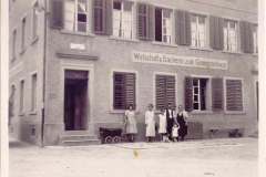 Beringen Gemeindehaus 1934-08-14