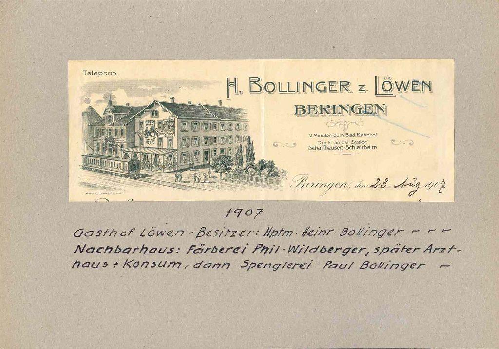 Beringen Loewen