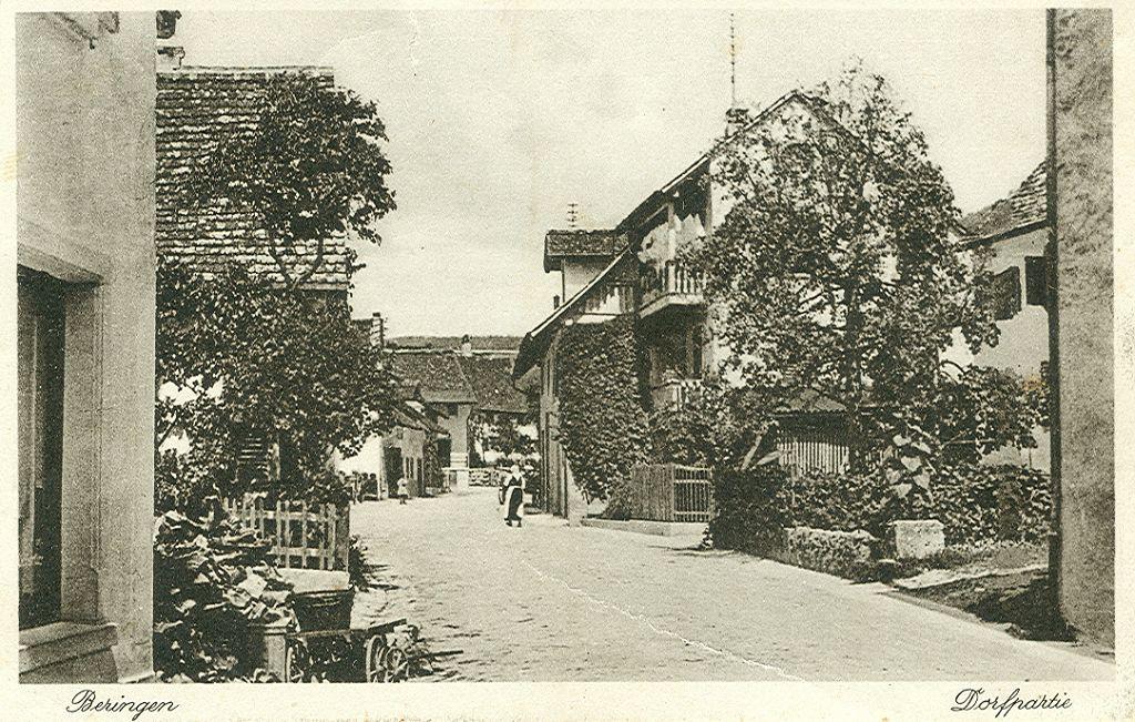 Beringen Mitteldorf