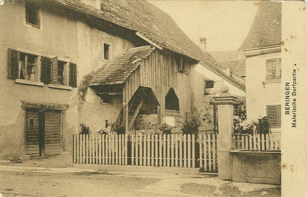 Beringen Sommerlust 1930