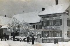 Beringen Freihof Ochsen