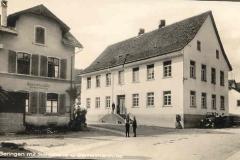 Beringen Frohsinn Altes Schulhaus