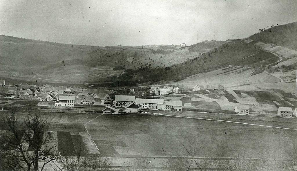 Beringen ca 1870
