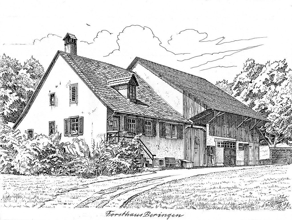 Lieblosental Forsthaus