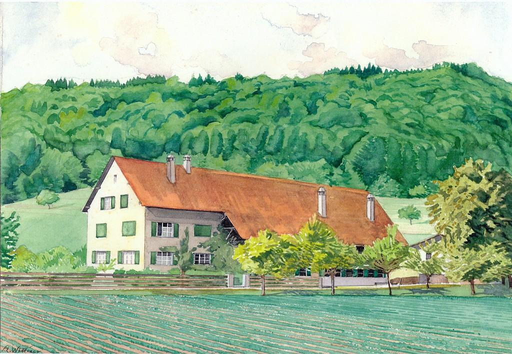 Lieblosental Kellerhaus am Heuweg