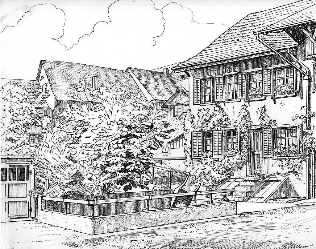 Schlatterhaus im Gengli