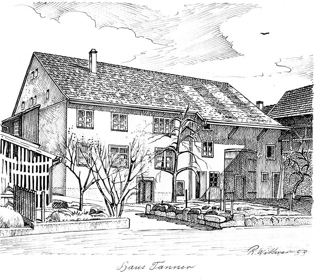 Tannerhaus Mitteldorf
