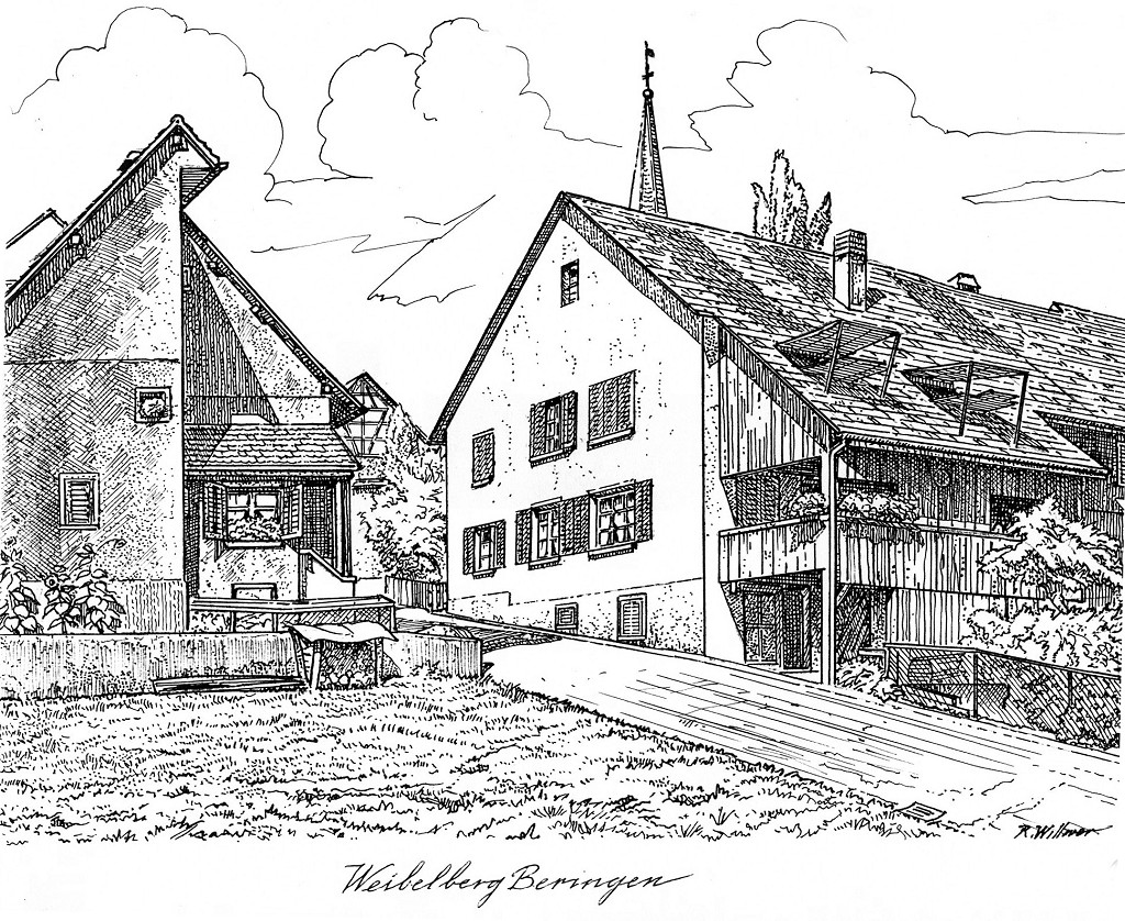 Weibelberg Ostseite